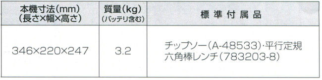HS630DRGX 仕様2