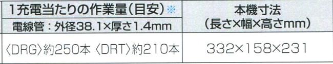 CS551DRG 仕様2