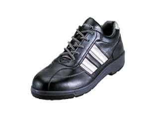 シモン 安全靴 YS1011グレーの ...
