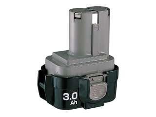 マキタ 9135 9.6V-3.0Ah ニッケル水素バッテリー