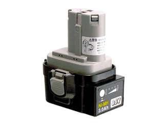 マキタ 9135A 9.6V-3.0Ah ニッケル水素バッテリー