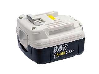 マキタ BH9033B 9.6V-3.3Ahニッケル水素バッテリー