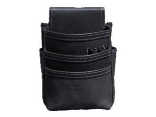 ニックス KBS-301DD 総ヌメ革3段腰袋