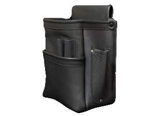 ニックス KB-201DDSP 総グローブ革2段腰袋