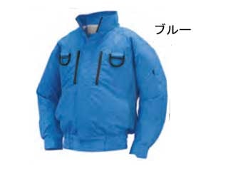 NSP NA-113A フルハーネス用空調服セット(チタン加工)